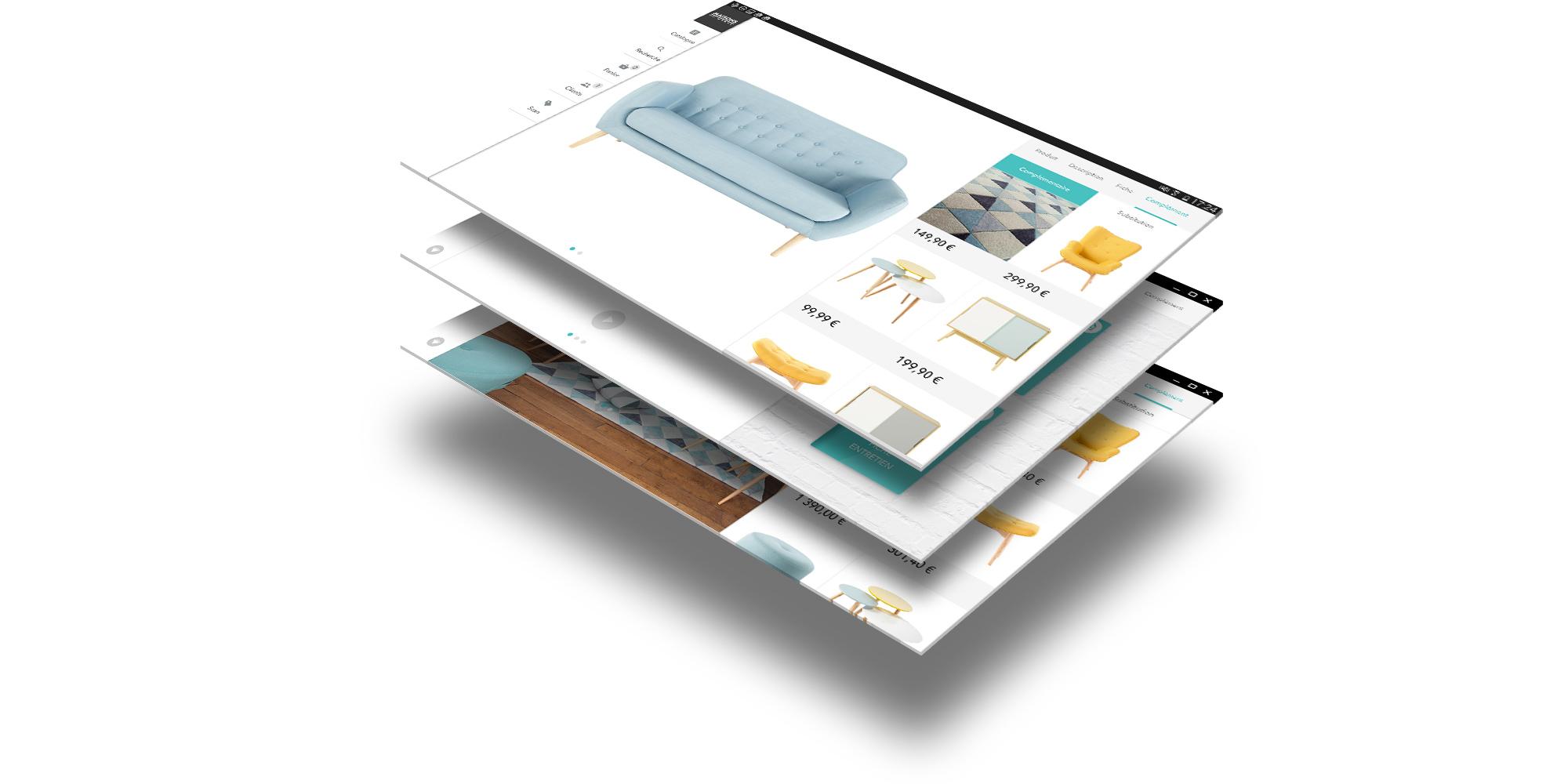 tablette digitale vendeur