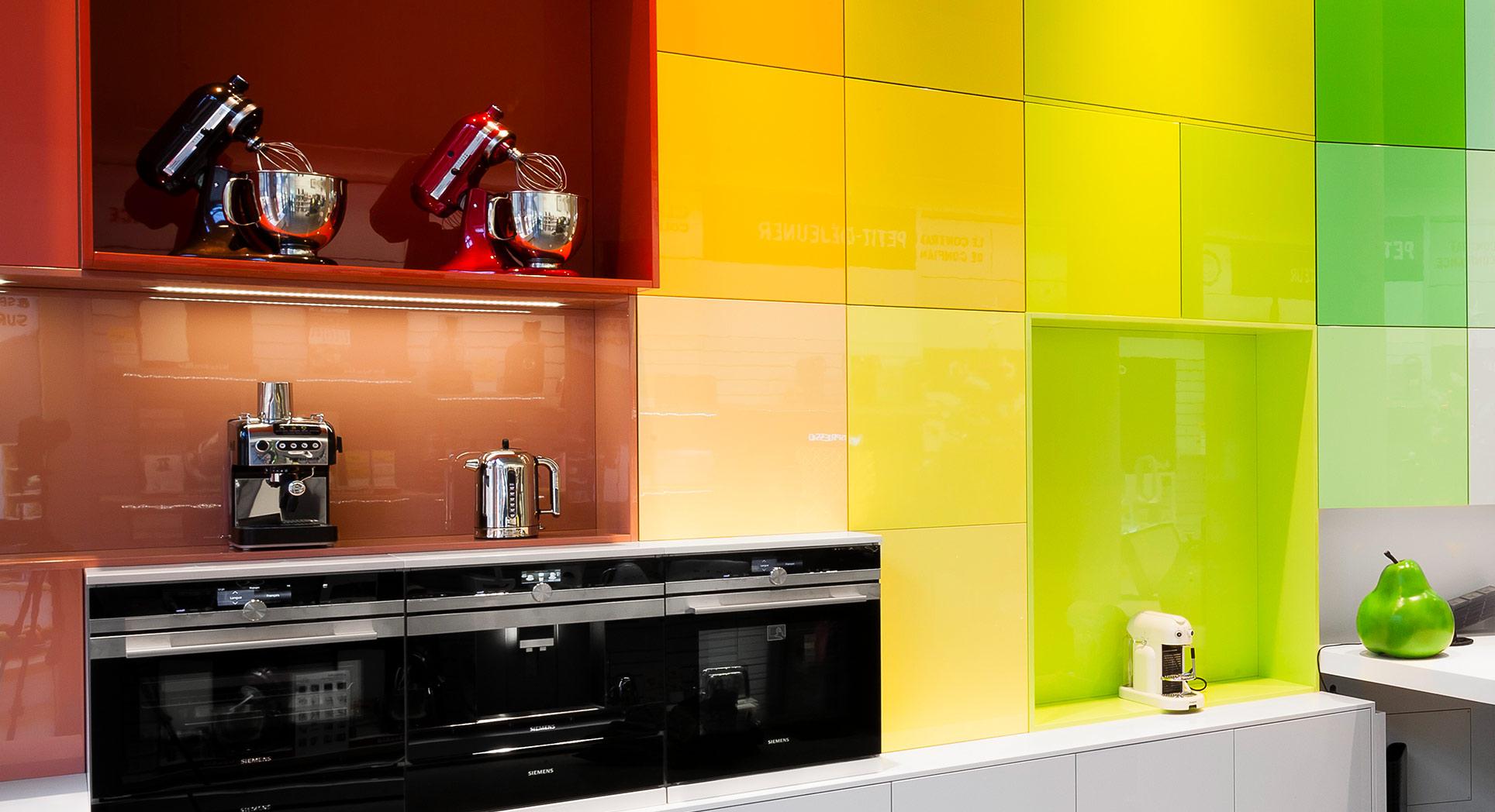 Darty Cuisine Sur Mesure murale darty cuisine paris wagram par oyez et dainville design